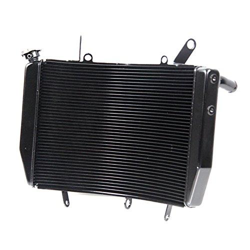 ALLOYWORKS Aluminium Kühler Motor Kühlung Heizkörper für YAMAHA YZF R6 2006-2011