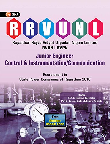 Rajasthan (RVUNL) Junior Engineer Control and Instrumentation/Communication