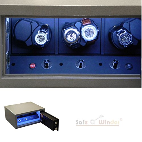 Safewinder Type 6 S Uhrenbeweger & Safe - 4