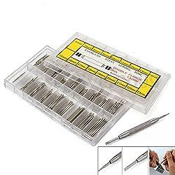 DIY CraftsWorks 360x Steel Spring Bars Case Band Strap Link Pins Remover Toolsm