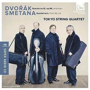 Dvorak: String Quartet Op.96; Smetana: String Quartet No.1