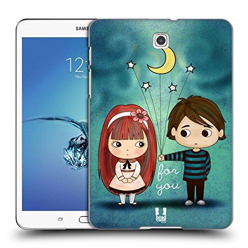 Head Case Designs Sich Wohlfühlen Piper Der Mops Soft Gel Hülle für Apple iPhone 6 / 6s Ich Schenke Dir Mond Und Sterne
