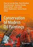 Conservation of Modern Oil Paintings
