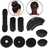 E LV 7 pieces Hair Styling Accessories Kit in 1 Pack
