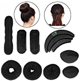 #2: E LV 7 pieces Hair Styling Accessories Kit in 1 Pack