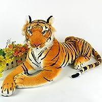 Andensoner Peluche de Felpa de Felpa, Tiger Animal Plush Doll Kids Gift Peluches de Peluche de 30cm