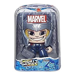 Marvel Classic- Mighty Muggs Thor, Multicolor, Estándar (Hasbro E2200ES0)