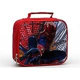 Bolsito Merienda Spiderman 27x20x8cm