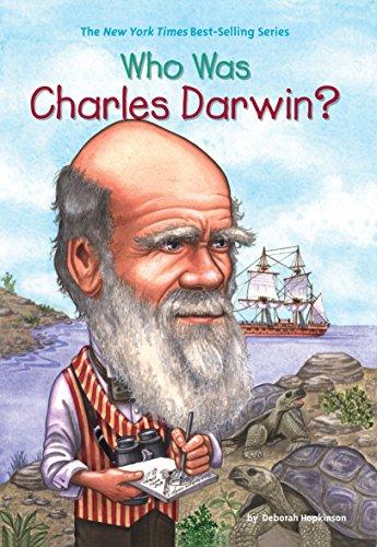 Who Was Charles Darwin? por Deborah Hopkinson