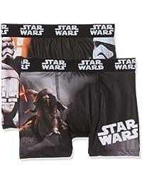 Star Wars Jungen Boxershorts Star Wars Boxer Packx2