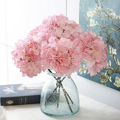 2-blumenstrauss-42cm-165-artificial-hortensie-richer-stoff-kunstblumen-aus-seide-blume-gefalschte-ar
