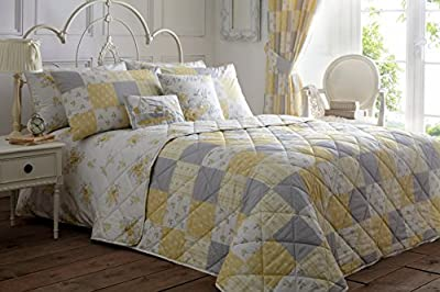 Dreams n Drapes Patsy Lemon Quilt Set_P