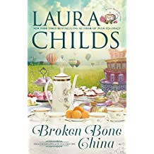 Broken Bone China (Tea Shop Mystery)
