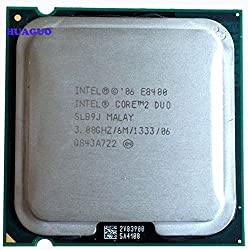 Intel Core 2 Duo E8400 3.0GHz 6MB 775 Processor