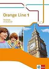 Orange Line / Workbook mit Audio-CD: Ausgabe 2014 / Ausgabe 2014