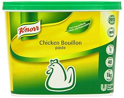Knorr Chicken Bouillon Paste 1 kg