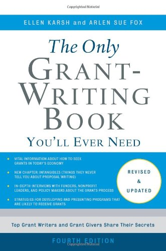 The Only Grant-Writing Book You'll Ever Need