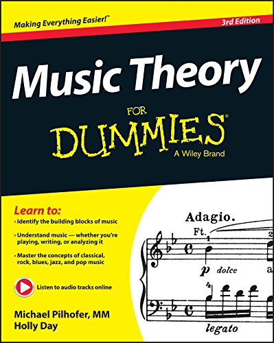 Music Theory For Dummies (English Edition)