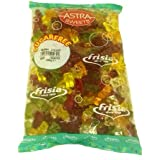 Sugar Free Jellies Gums Sweets - Bulk Buy Bag 1kg (Teddy Bears)