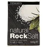 Tidmans Natural Rock Salt 500g