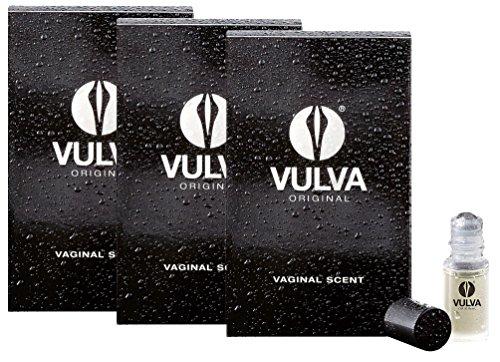 VULVA Original - echter Vaginalgeruch 3x