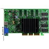 Adaptador de tarjeta gráfica AGP GeForce4 MX440 S-V