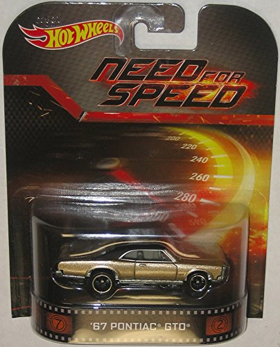 Hot Wheels Need For Speed