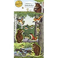 The Gruffalo 3D soft stickers, animal stickers, including 2 x bookmarks