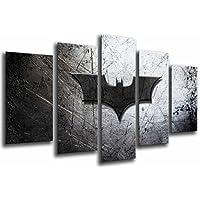 Cuadro Moderno Fotografico Batman, El joker, Superheoe, 165 x 62 cm, ref. 26564