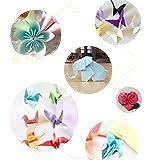 Erlliyeu Buntpapier Farbigen A4 Kopierpapier Papier mehr Spaß am Basteln Gestalten Dekorieren Zuschnitt-Papier 100 Blätter 10 Verschiedene Farben für DIY Kunst Handwerk (20*30cm) Vergleich