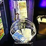 Spende Box–Vorschlagsbox–Wahlurne–Business Card Collector–Candy Spender–Wettbewerb Schüssel
