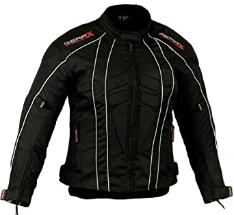 DryLite Ladies Motorcycle Protection Jacket All sizes (XS)
