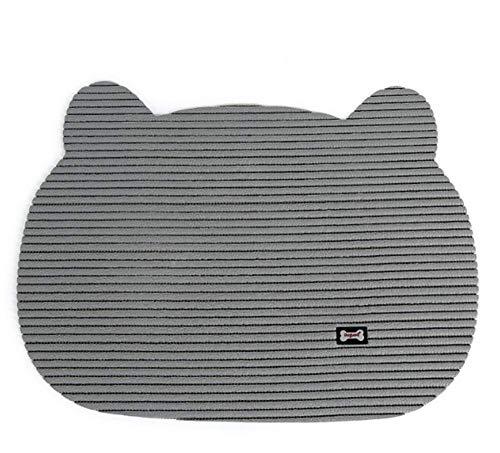Tossi Premium Katzenstreu Matte Wasserfeste Streu Kontrolle Wurf Box Matte Decke Futter Matte Für Hunde Katzen Nicht-Rutschen