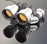 Mini Fernglas 8 x 21 mm mit Tasche, ideal für unterwegs
