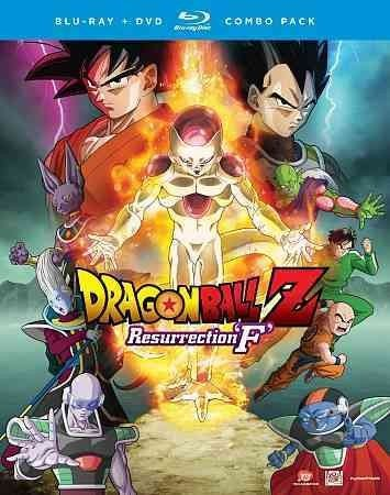 DRAGON BALL Z: RESURRECTION F - DRAGON BALL Z: RESURRECTION F (2 Blu-ray)