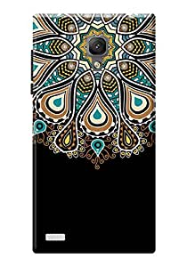 Xiaomi Redmi Note Prime Cover, Premium Quality Designer Printed 3D Lightweight Slim Matte Finish Hard Case Back Cover for Xiaomi Redmi Note Prime