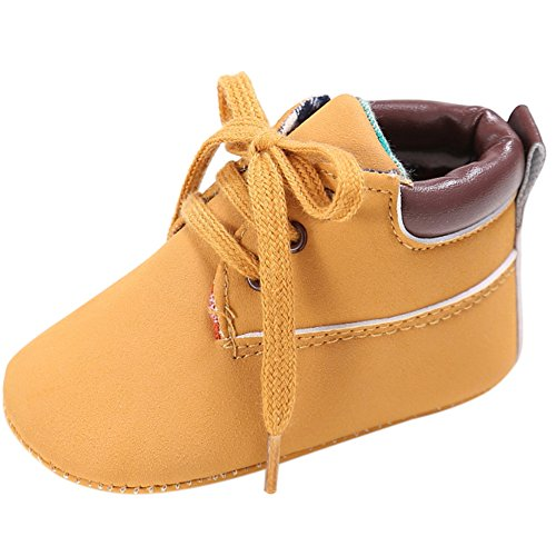 Etrack-Online  Baby Sneakers, Baby Jungen Lauflernschuhe Khaki