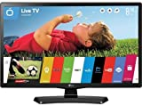 LG 28MT48S 28 inch Smart HD Ready TV with WebOS (2016 Model) - Black