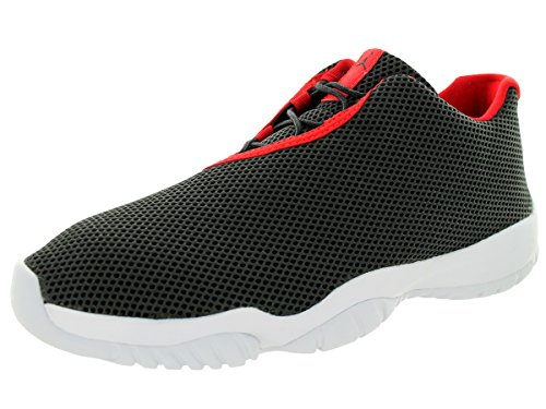 Nike - Air Jordan Future Low, Scarpe sportive Uomo black university red white 001