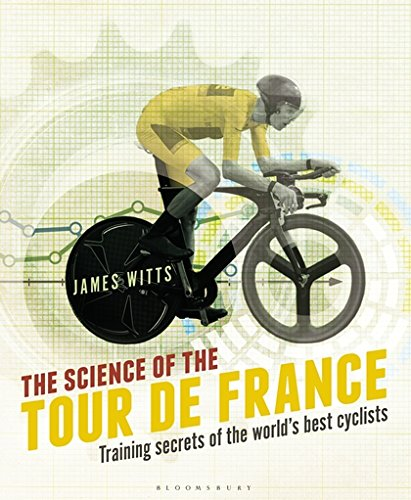 The Science of the Tour de France Cover Image