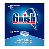 Finish Classic Megapack, Spülmaschinentabs, 38 Tabs, 810 g