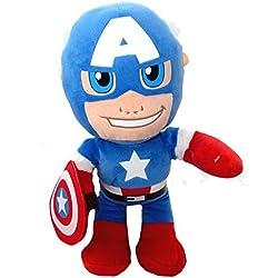 30cm Capitán América Super Hero Squad Peluche