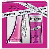 Bruno Banani Made for Woman Geschenkset: 20ml Eau de Toilette + 50ml Shower Gel