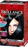 Schwarzkopf Brillance Intensiv-Color-Creme Stufe 3, 891 Blauschwarz