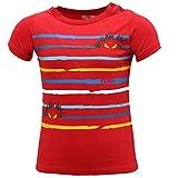 Fendi 0365S Maglia Bimbo MOSTRI Rosso Multicolor t-Shirt Kid [24 Months]