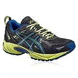 Asics Zapatillas de Running Gel-Venture 5 Gs Antracita / Amarillo / Azul EU 38 (US 5H)