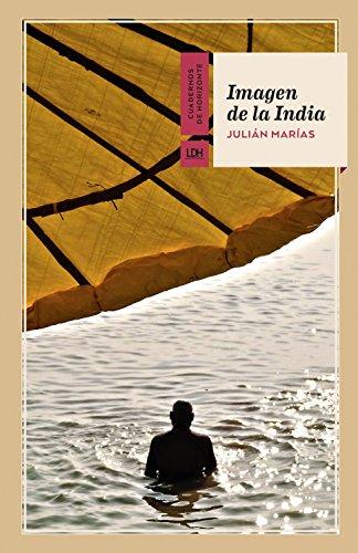 Imagen de la India (Cuadernos de Horizonte nº 14) por Julián Marías