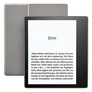 Kindle Oasis, wasserfest, 8 GB, WLAN (Vorgängermodell - 9.Generation) (B06XDK92KS) | Amazon Products