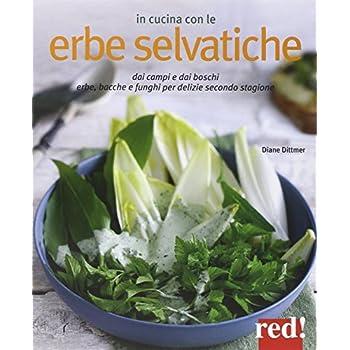 In Cucina Con Le Erbe Selvatiche. Ortica, Papavero, Tarassaco, Borragine... Per Realizzare Piatti Freschi Secondo Stagione