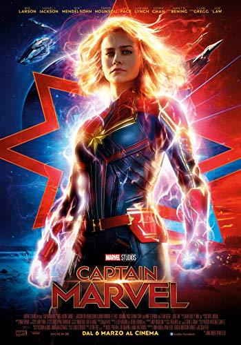 Captain Marvel steelbook 3D (2 Blu Ray)